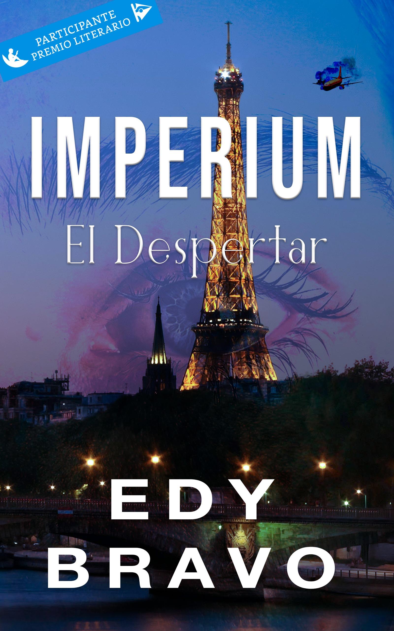 IMPERIUM El despertar novela de Edy Bravo