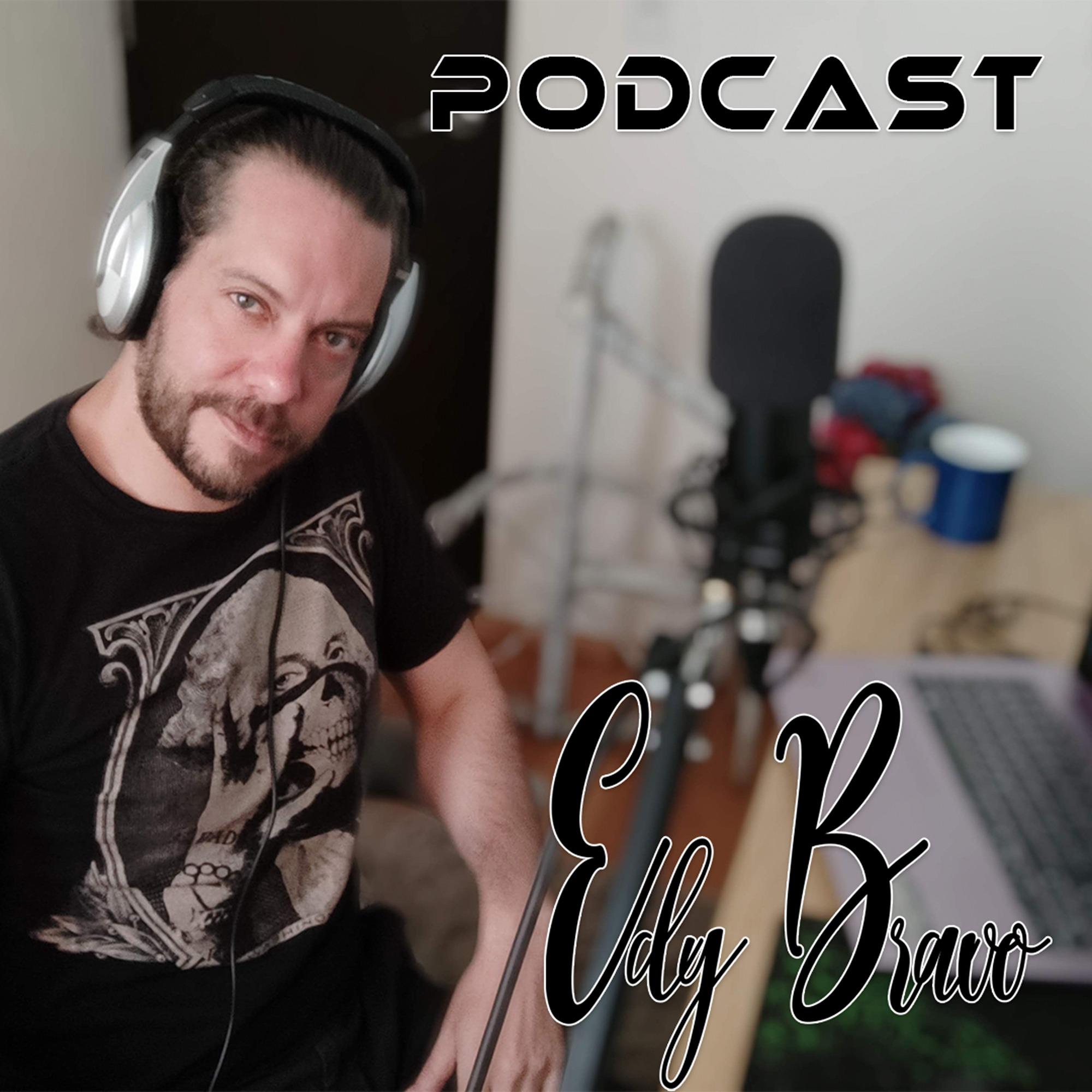 El podcast de edy bravo en spotify, web, itunes, google podcast