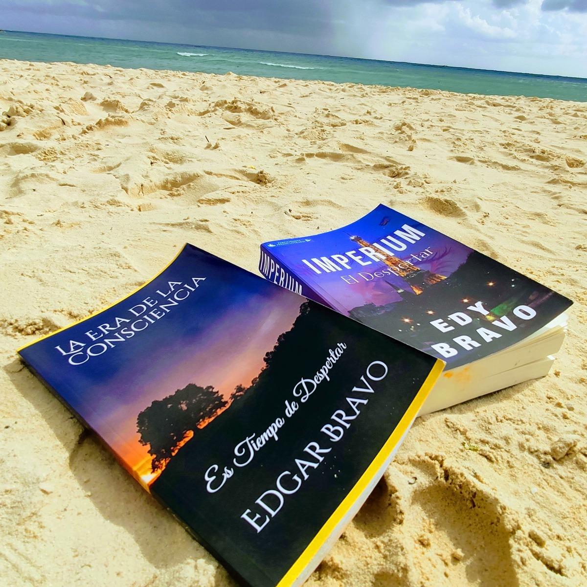 libros escritos por el autor Edy Bravo