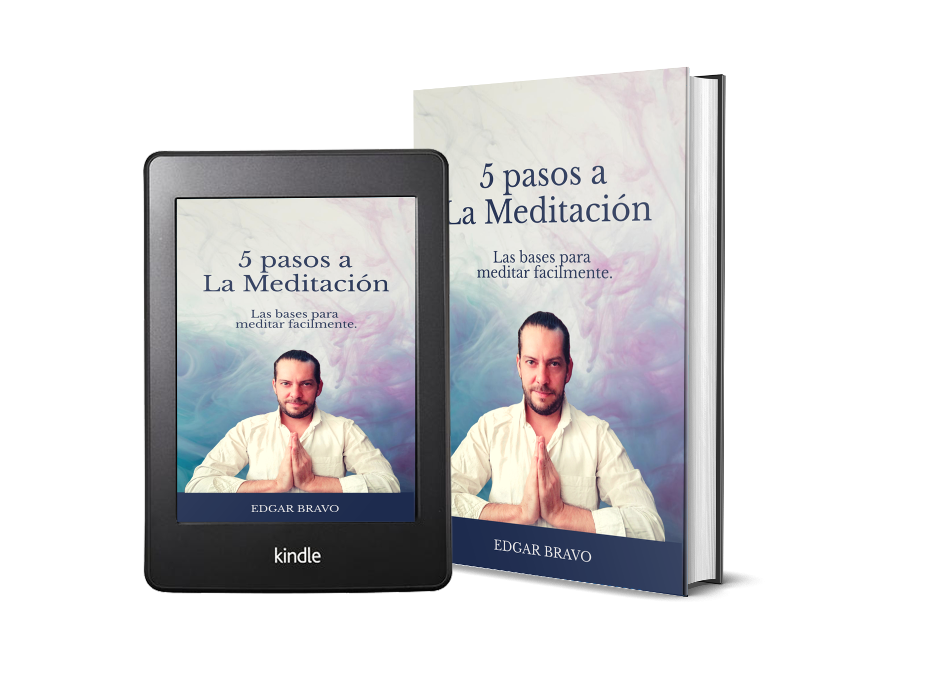 5 pasos a la meditación libro gratis con Edy Bravo